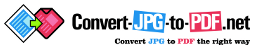 Convertisseur de JPG en PDF en ligne - Convertissez vos JPG en PDF gratuitement - Convert-JPG-to-PDF.net